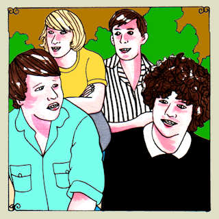 We Were Promised Jetpacks at Daytrotter Studio on Jun 30, 2010
