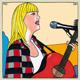 Jill Andrews at Daytrotter Studio on Aug 10, 2011