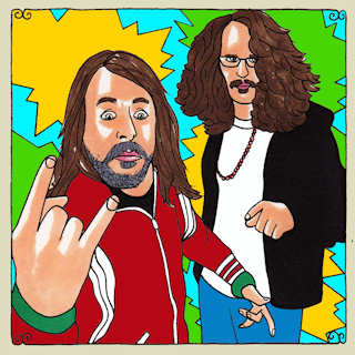 Monotonix at Daytrotter Studio on Jun 10, 2011