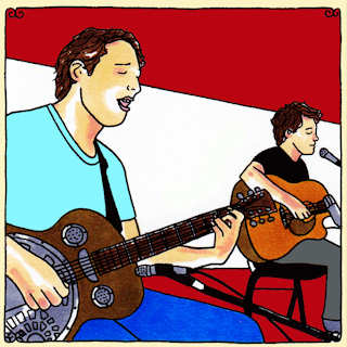 Thieving Irons at Daytrotter Studio on Oct 13, 2010
