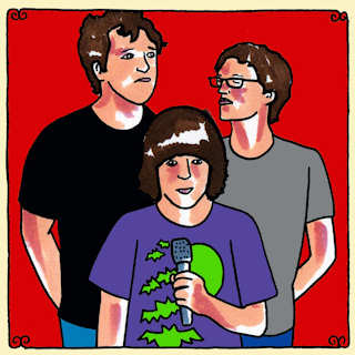 Screaming Females at Daytrotter Studio on Oct 27, 2010