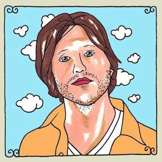 Cory Branan at Big Orange Studios on May 25, 2012