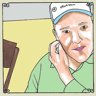 David Dondero at Daytrotter Studio on Oct 23, 2012