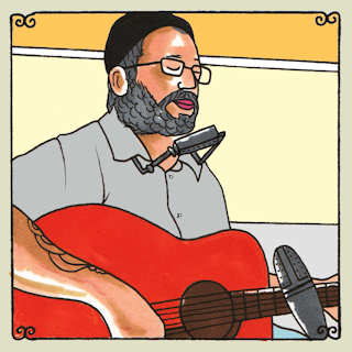 Kevin Seconds at Daytrotter Studio on Aug 30, 2012