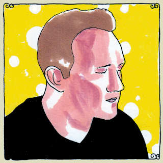 Paul Cary at Daytrotter Studio on Dec 25, 2010