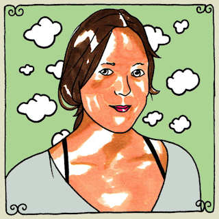 Scout Niblett at Daytrotter Studio on Aug 6, 2012