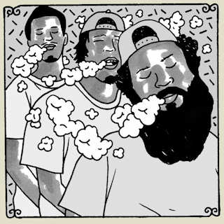 Flatbush Zombies at Good Danny's on Mar 16, 2013