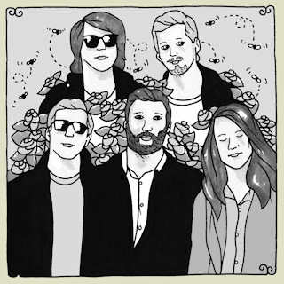 The Maine at Daytrotter Studio on Apr 30, 2012