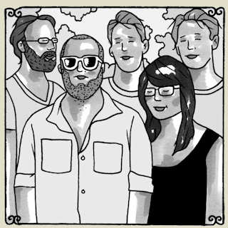 Old Lights at Daytrotter Studio on Jun 28, 2012