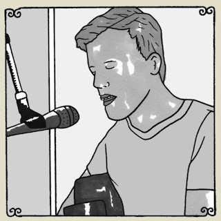 Justin Lewis at Daytrotter Studio on Jun 29, 2012