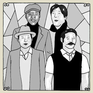 Vintage Trouble at Daytrotter Studio on Nov 28, 2012