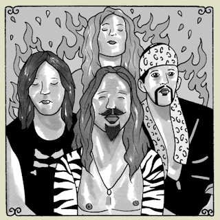 The Darkness at Daytrotter Studio on Jan 28, 2013