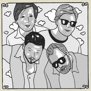Young Things at Daytrotter Studio on May 10, 2013