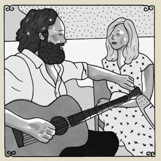 Anders & Kendall at Daytrotter Studio on May 18, 2013