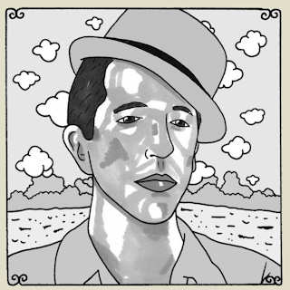Pokey LaFarge at Daytrotter Studio on May 24, 2013