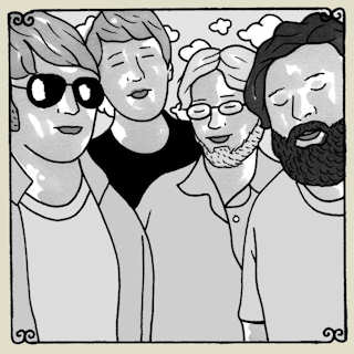 Gold Cult at Daytrotter Studio on May 24, 2013