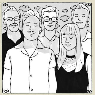 Night Panther at Daytrotter Studio on Jun 4, 2013