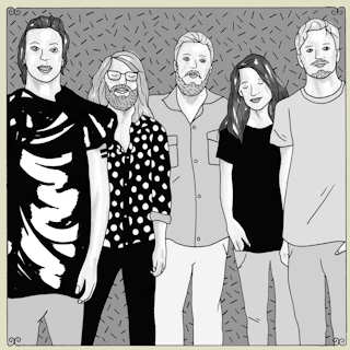 The Maine at Daytrotter Studio on Jun 24, 2013