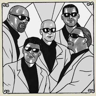 The Blind Boys of Alabama at Daytrotter Studio on Sep 17, 2013