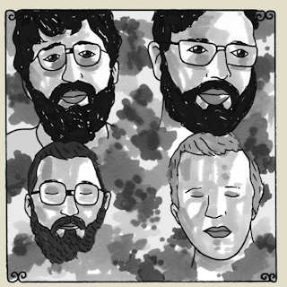 Wake Island at Daytrotter Studio on Oct 7, 2013