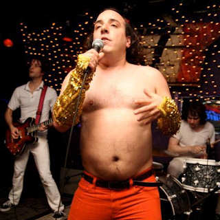 Har Mar Superstar at Mezzanine on Feb 27, 2007