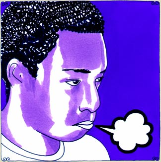 Cadence Weapon at Daytrotter Studio on Jun 24, 2008