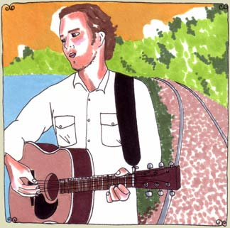 Mason Jennings at Daytrotter Studio on May 20, 2008