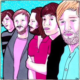 Minus the Bear at Daytrotter Studio on Jul 2, 2008