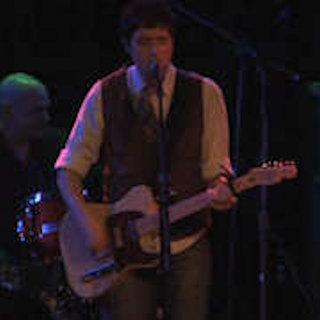 Ryan Auffenberg at Slim's on Feb 26, 2009