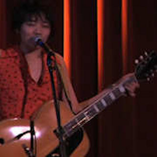 Thao at Swedish American Hall on Feb 26, 2009