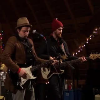 Christopher Denny at Codfish Hollow Barn on Oct 10, 2009