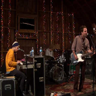 Dawes at Codfish Hollow Barn on Oct 10, 2009