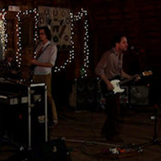 Dawes at Simpson Barn on Oct 13, 2009