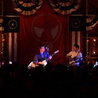 The Walkmen at Codfish Hollow Barn on Jul 4, 2010