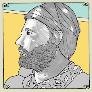 Ben Weaver at Daytrotter Studio on Apr 19, 2013