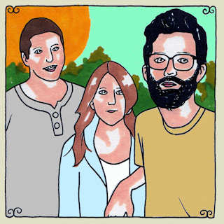 Bosque Brown at Daytrotter Studio on Mar 13, 2012