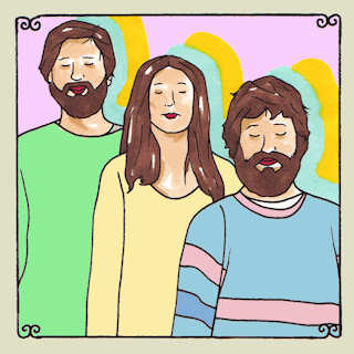 Breathe Owl Breathe at Daytrotter Studio on Jan 9, 2013