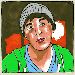 Jon Lindsay at Daytrotter Studio on Jan 27, 2012