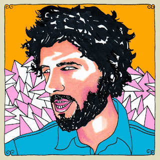 Junip at Big Orange Studios on Apr 1, 2011