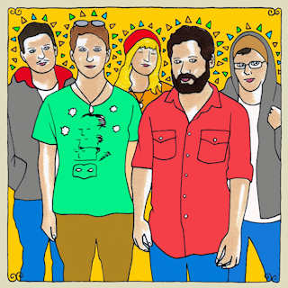 Land of Blood and Sunshine at Daytrotter Studio on Aug 7, 2011