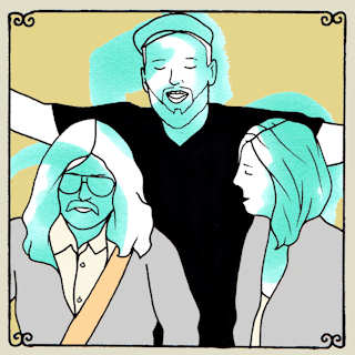 Leopold and His Fiction at Daytrotter Studio on Nov 29, 2012