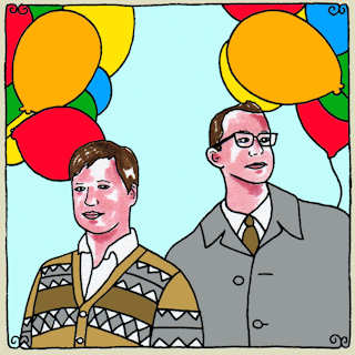 Matmos And Dan Deacon at Daytrotter Studio on Jan 19, 2011
