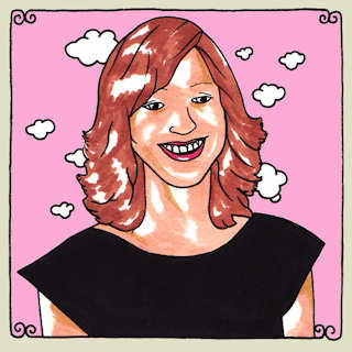 Mia Riddle at Daytrotter Studio on Apr 11, 2012