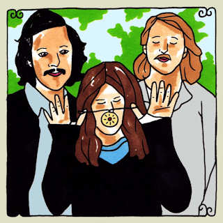 Midnight Juggernauts at Daytrotter Studio on Jun 29, 2012