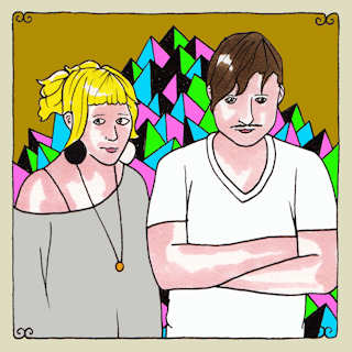 My Gold Mask at Daytrotter Studio on Aug 20, 2011