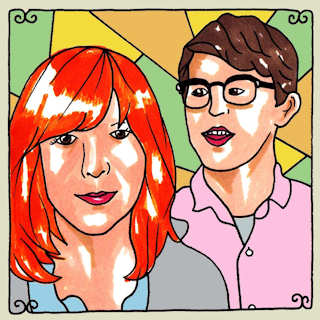 Bleeding Rainbow at Daytrotter Studio on May 21, 2012