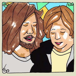 Stardeath and White Dwarfs at Daytrotter Studio on Jul 3, 2012