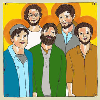 The Lighthouse and the Whaler at Daytrotter Studio on Jul 30, 2011