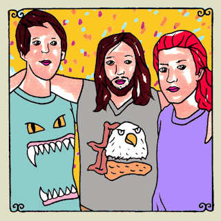 The Whigs at Daytrotter Studio on Sep 18, 2012