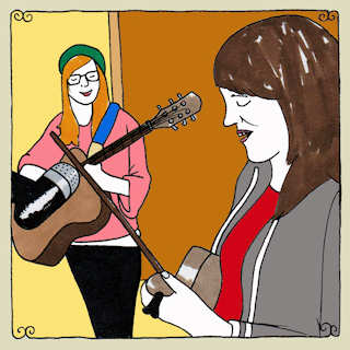 Total Babe at Daytrotter Studio on Aug 6, 2011